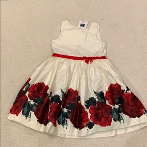 Size 4 Janie and Jack Holiday dress